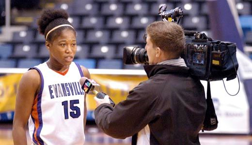 Women S Basketball Continues Conference Play With Drake Sunday University Of Evansville Athletics