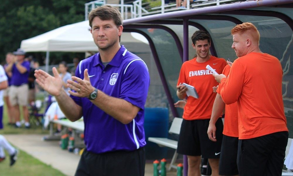58771ac3f611 Men s Soccer Announces Camp Schedule - University of Evansville ...