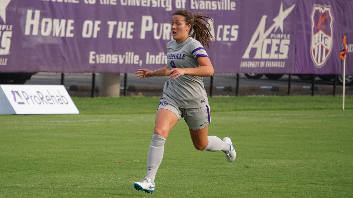 Hunter Scores Second Of The Season As Aces Fall To Wku University